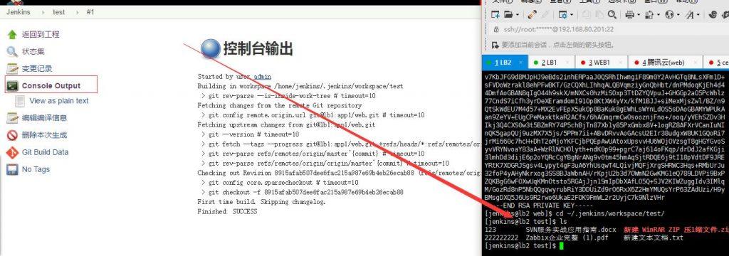 Jenkins+GitLib持续集成[三]Jenkins+gitlab通过rsync发布更新web