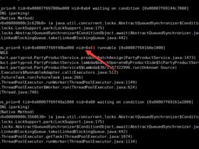 java应用cpu百分百故障分析